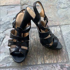 Sexy N5 Comfort black heels